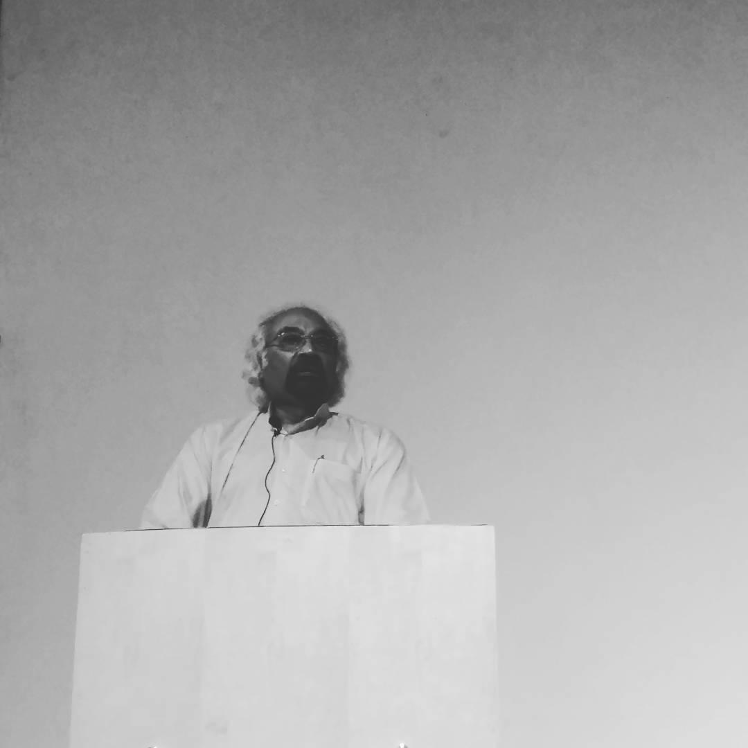 Sam Pitroda talking about connectivity, RTI